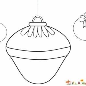 Trois boules de différentes formes