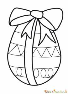 Oeuf en chocolat motif graphique