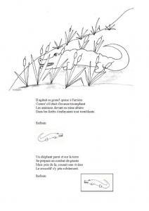 """Imprimer le texte de la chanson """"Ah les crocodiles"""" page 2"""