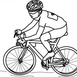 Cyclisme, colorige vélo