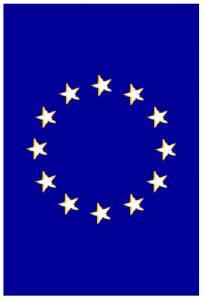 Imprimer le drapeau de l'Union Européenne