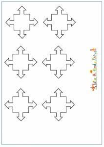 Modèle de croix