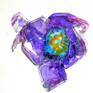 Fleur de Venise violette