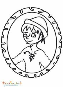 Portrait de Jacques et le haricot magique