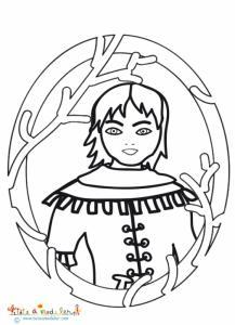 Portrait du prince de Raiponce