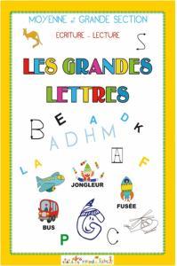 Page de lecture - Couverture du livre sur les Grandes Lettres