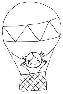 Nana en ballon