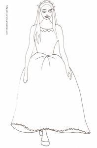 Portrait de la princesse