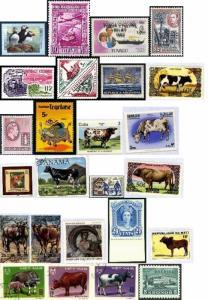 Planche de timbres 2 - junior