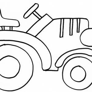 Coloriage Vehicule Dessins De Vehicules A Imprimer