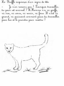 """Imprimer la page 3 du conte """"Le tigre et le paysan"""""""