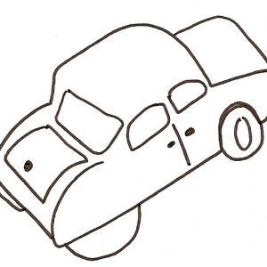 voiture de ville des années 60/70