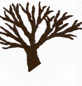 Imprimer modèle d'arbre 18