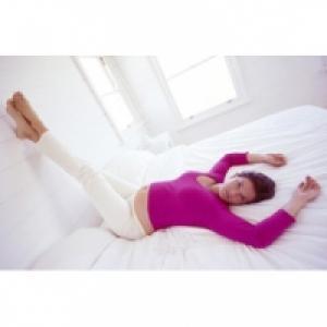 Douleur de la grossesse : douleur des jambes