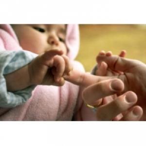 Eveil de bébé