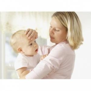 bébé malade de la bronchiolite