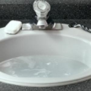 Utiliser la juste quantité d'eau