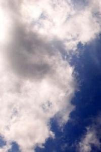 Les nuages protègent du soleil