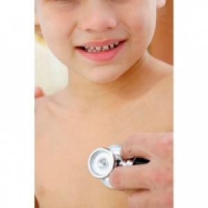 Enfant et la grippe