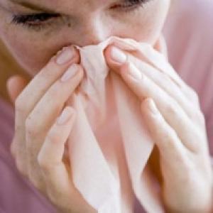 Traitement du rhume
