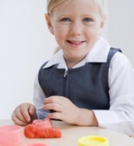 La recette de la pâte à sel expliquée aux enfants