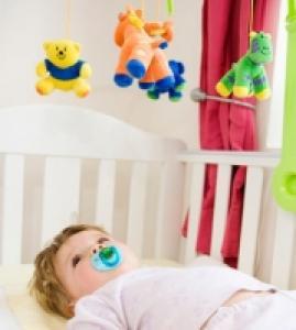Le jeu et la vision chez le bébé