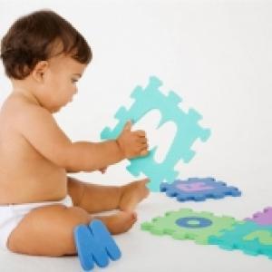 L'importance des Puzzles pour bébé