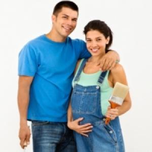 Adapter et limiter les gros travaux grossesse