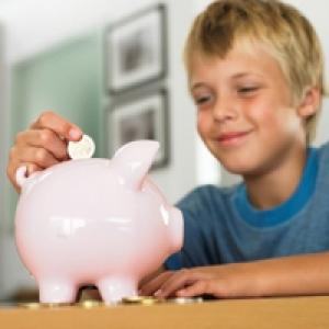 argent de poche des enfants