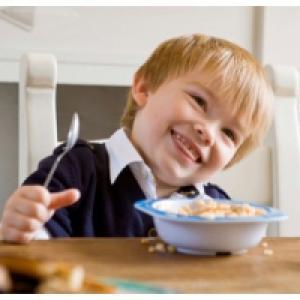 Le lait et l'alimentation de l'enfant