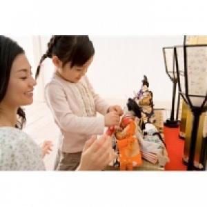 Hina Matsuri , Fête des poupées, jour des filles le 3 mars
