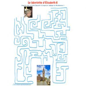 Le labyrinthe d'Élisabeth II