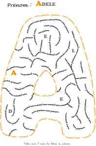 labyrinthe adele