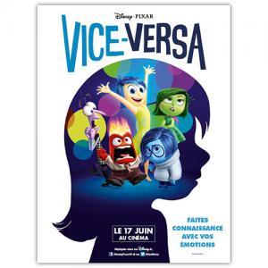 VICE-VERSA nouveau film Disney PIxar