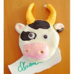 Aimant vache, magnet