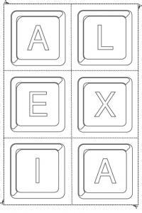 alexia keystone