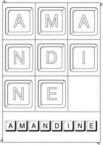 amandine keystone