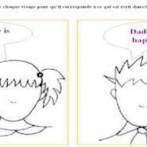 Découvrir les émotions en anglais