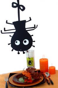 Araignèe pour Halloween