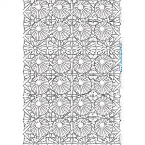 Composition géométrique pour Art Thérapie