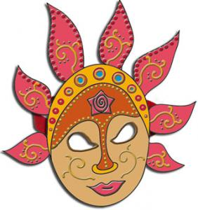 Masque de Bali