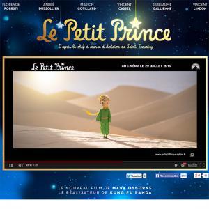 Bande annonce Le Petit Prince