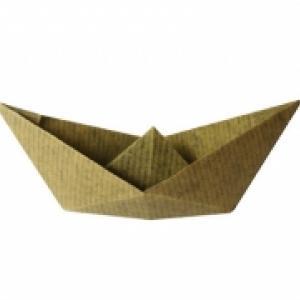 Origami du bateau