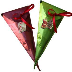 Cornet à cadeaux de Noël
