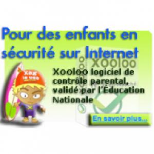 Xooloo, un logiciel contrôle parental