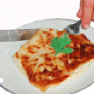 Brick à l'oeuf au thon et à la tomate