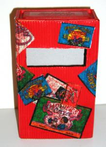 Fabriquer une boîte aux lettres en carton