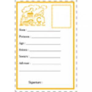 Imprimer la carte d'identité C
