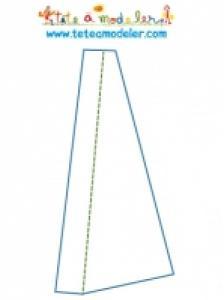 Modèle de pied de cadre photo