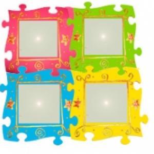 Cadre puzzle par Marjolaine version à imprimer